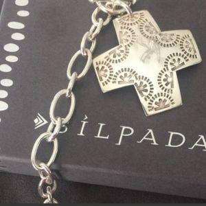 Jewelry - Silpada Cross Necklaces